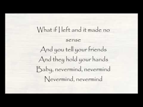 Nevermind - Dennis Lloyd (Lyrics)