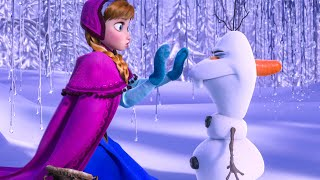 FROZEN All Movie Clips (2013)