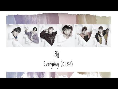 [Thaisub] JBJ - Everyday (매일)