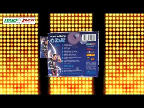 Spot Comercial  CD Mark Ashley - Play The Music