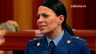 Ворона и лисица в суде присяжных (НТВ пародия)