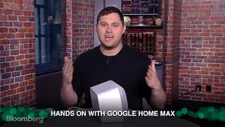 How the Google Home Max Stacks Up