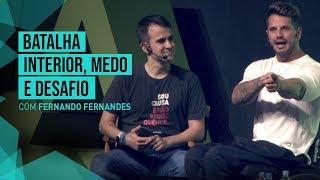 Dialethos Eventos - BATALHA INTERIOR, MEDO E DESAFIO com FERNANDO FERNANDES