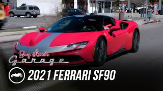 2021 Ferrari SF90 - Jay Leno's Garage