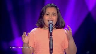 الحلقة الرابعة – مرحلة الصوت وبس – أشرقت أحمد     -