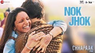 Nok Jhok – Siddharth Mahadevan – Chhapaak Video HD