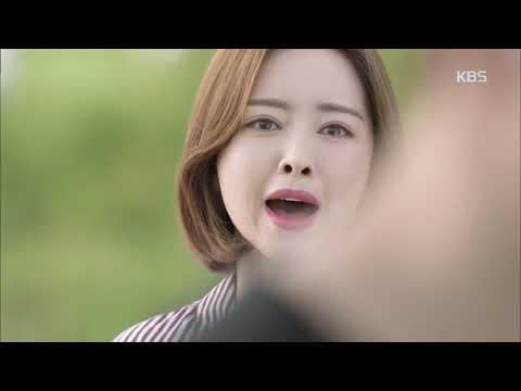 끝까지 사랑 -본인이 저지른 일 감당 안 되는 홍수아, 강은탁 호출!.20180920