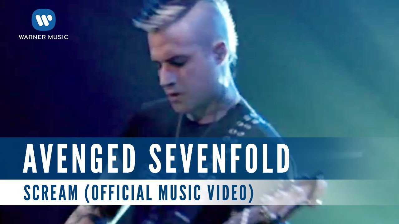 avenged sevenfold scream official music video youtube. Black Bedroom Furniture Sets. Home Design Ideas