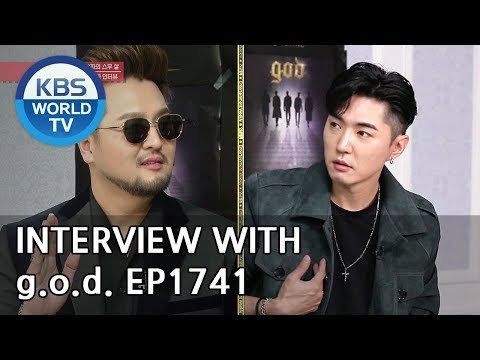 Interview with g.o.d. [Entertainment Weekly/2018.12.10]