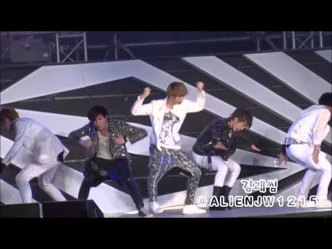 120818 SMTOWN LIVE WORLD TOURⅢ EXO - MAMA