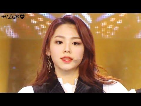 구구단(GUGUDAN) - the boots 교차편집(stage mix)