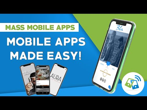 Mobile App Development Solutions by Mass Mobile Inc in Canada