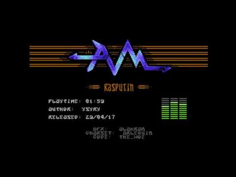 Ysyry - Rasputin (C64 SID)