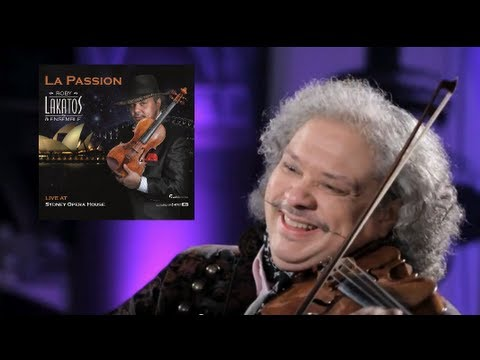 Baixar ROBY LAKATOS plays « Du Schwarzer Zigeuner » from the new album 'LA PASSION'