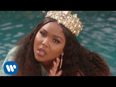 Lizzo - Scuse Me [Official Music Video]