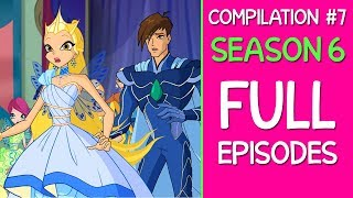 Winx Club - Season 6 Full Episodes [19-20-21]