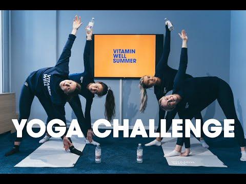 VITAMIN WELL YOGA CHALLENGE