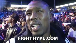 "ANDRE BERTO ADVISES GERVONTA DAVIS NOT TO TALK ABOUT LOMACHENKO ""SITUATION""; REACTS TO KO OF RUIZ"