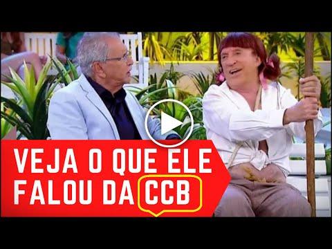 Moacyr Franco fala da CONGREGAÇÃO CRISTÃ NO BRASIL