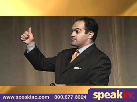 Keynote Speaker: David Nour - Presented by SPEAK Inc.