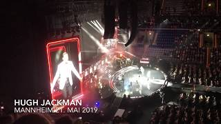 Hugh Jackman live