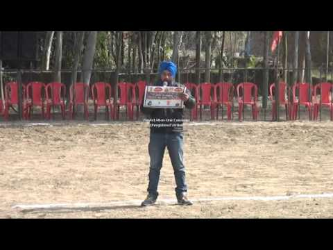 DHOOT KALHAN KABADDI CUP 13-02-16 Live By www.tanda786.com M9463645103 P1