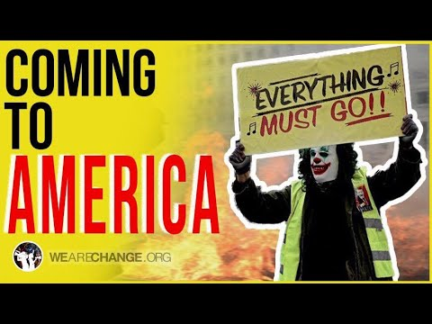 Important Info About The Upcoming American Civil Unrest In 2020