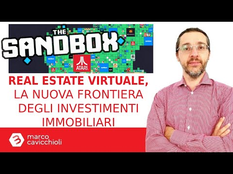 The Sandbox, ovvero gaming ed investimenti su blockchain