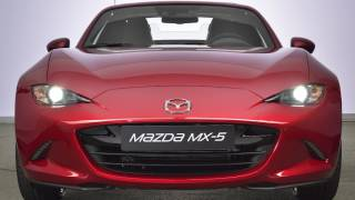 Mazda MX-5 RF – Luci veicolo
