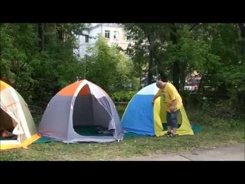 Палатки для зимней рыбалки - сравнение