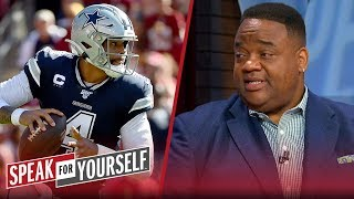 After Cowboys hot start, Dak Prescott can name his own price — Whitlock | NFL | SPEAK FOR YOURSELF
