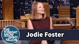 Young Jodie Foster Couldn't Get Robert De Niro to Talk