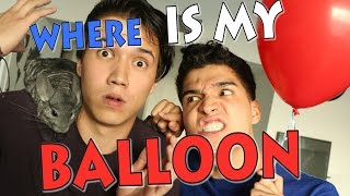WHERE'S MY BALLOON?!
