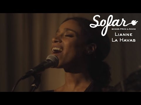 Lianne La Havas - Green & Gold | Sofar London