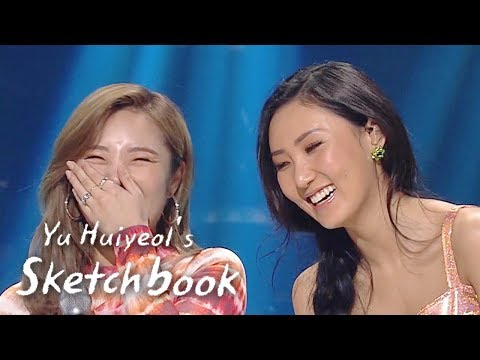 MAMAMOO are 4 Vocalists and 4 Rappers, 4 Dancers, and 4 Beagles! [Yu Huiyeol's Sketchbook Ep 434]