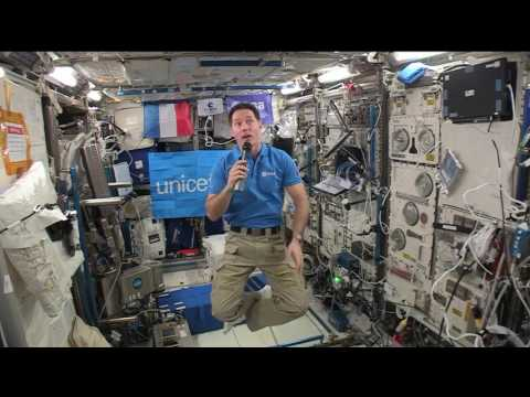 Space Station Crew Member Discusses the Environmen…