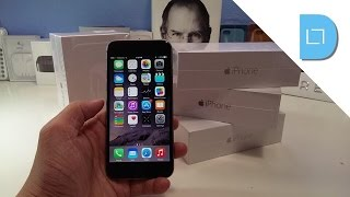 iPhone 6 Unboxing and Setup!
