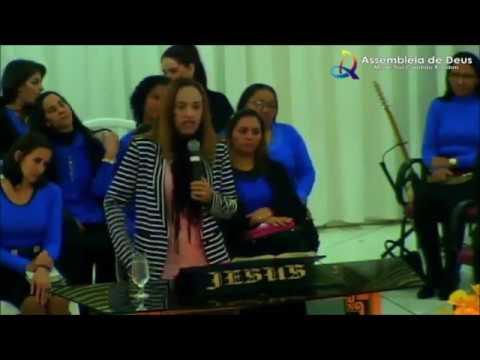 Missionária Luciene Viana - Só depende de você - 2016