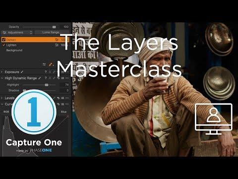 Layers Masterclass | Webinar | Capture One 12