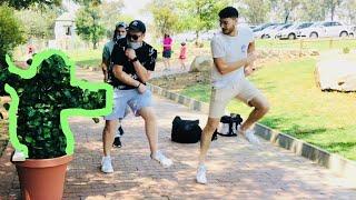Bushman Prank - Best Scare Moments !! (Loud Laughter & Wild Reactions)