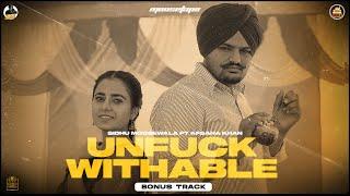 UNFUCKWITHABLE – Sidhu Moose Wala – Afsana Khan Video HD