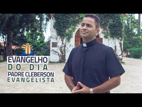 Evangelho 23-06-2019 (Lc 9,18-24) - Padre Cleberson Evangelista