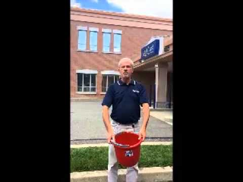 SVP of Marketing, Jim Rice takes the #ALSicebucketchallenge