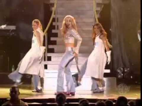 Britney Spears - You (Drive Me Crazy) And Stronger Live