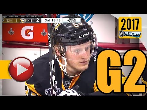 Pittsburgh Penguins vs Nashville Predators