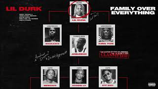 Lil Durk & Only The Family - The Hood feat. Booka600 (Official Audio)