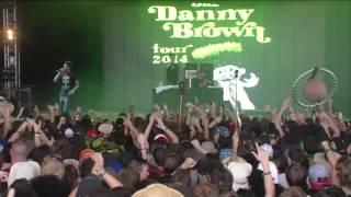 Danny Brown live Bonnaroo 2014
