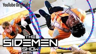 SIDEMEN GO TO SPACE | THE SIDEMEN SHOW