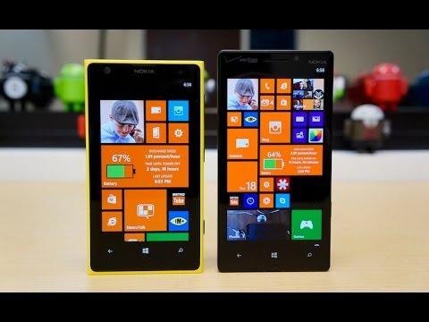 Lumia Icon vs Lumia 1020