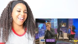 YOU ARE NOT THE FATHER (BLACK PEOPLE VERSION) | Reaction